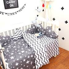 nursery crib bedding grey chevron stars crib bedding baby bedding set sweet baby nursery crib per nursery crib bedding