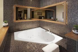deep drop in bathtub installation