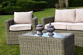 Charm Of Outdoor Rattan Furniture  All Home DecorationsRattan Furniture Outdoor