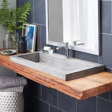 undermount rectangular bathroom sink. Undermount Bathroom Trough Sink Awesome 3619 Nativestone Rectangular