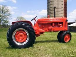 allis chalmers d d tractor operations parts manual for
