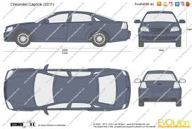 The-Blueprints.com - Vector Drawing - Chevrolet Caprice