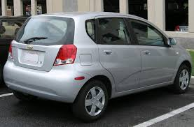 2004 Chevrolet Aveo - Information and photos - ZombieDrive