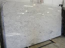 bianco white granite countertop