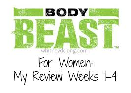 body beast for women review