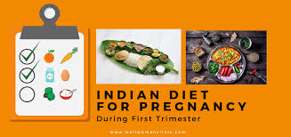 Indian Diet Plan During First Trimester Of Pregnancy Well