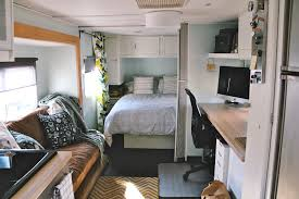 Small Picture 27 Amazing RV Travel Trailer Remodels You Need To See RVsharecom