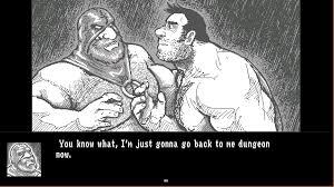 ENG Bigfingers Captain GerBear See No Evil Read Bara Manga.