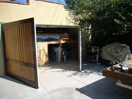 swing out garage doorsPioneer Door Inc  The Garage Door Specialist