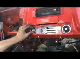 how to install a wiring harness chevy c truck part  how to install a wiring harness 67 72 chevy c10 truck part 2