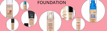 best makeup foundation in stan for oily dry skin