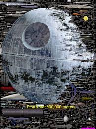 Starship Size Comparison Chart Star Wars Ships Star Wars