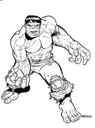 Coloring Pages Hulk Coloring Pages Of Hulk Incredible Hulk Coloring