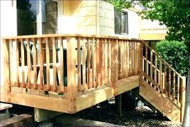 simple deck railing deck railings ideas simple deck railing ideas backyard deck railing ideas simple deck railing