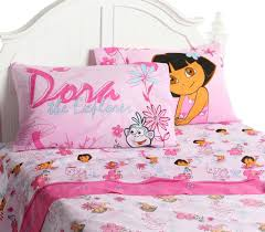 dora bed comforter set dora the explorer crib bedding dora the explorer single quilt cover set