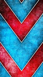 Abstract Red And Blue Iphone Wallpaper