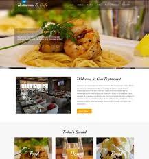 Wp Restaurant Themes 10 Best Free Restaurant Wordpress Themes