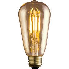 Kichler Vintage 60w Equivalent Dimmable Amber Vintage Led Decorative
