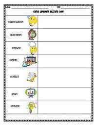 Teacher's Take-Out: Scientific Method - Freebie | Teaching Science ...