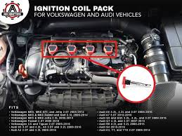 Amazon.com: Ignition Coil Pack - Replaces# 06E905115E Volkswagen ...