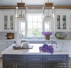 i have honed white marble in both kitchens as well as our bathrooms