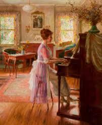 books0977 piano artthe pianoplaying