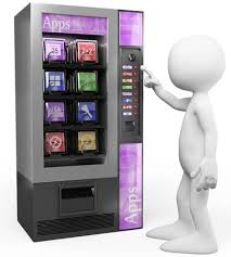 Vending Machine Buyers Adorable 48d White Person Buying A Mobile Apps In A Vending Machine 48d