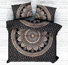 king size mandala duvet cover set with cotton bed cover and 2 king size duvet cover