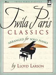 Twila Paris - Classics: Arranged for Solo Piano: Paris, Twila, Larson,  Lloyd: 9780834173354: Amazon.com: Books