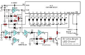 led strobe circuit diagram tropicalspa co 12v led strobe light circuit diagram using and