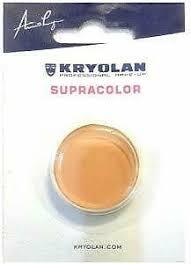 image is loading kryolan professional make up supracolor 4 ml freeshipping
