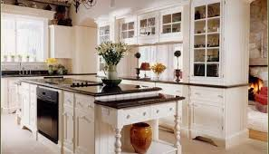 Simple Off White Kitchen Cabinets Dark Floors With Ideas Exitallergy