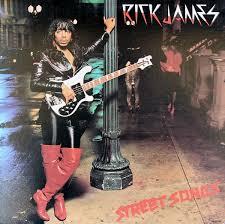 <b>Rick James</b> - <b>Street</b> Songs (1981, Vinyl) | Discogs