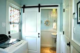 laundry bath combo bathroom room ideas superb half master closet smal