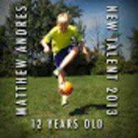 Matthew Andres's Men's Soccer Recruiting Profile