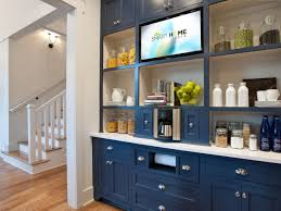 Painting Kitchen Cabinets Blue Kitchen Cabinets Excellent Blue Kitchen Cabinets Color Design
