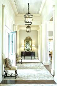 2 story foyer chandelier two height how low to