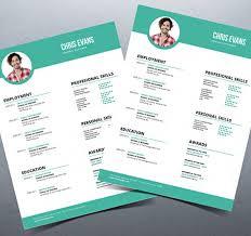 Resume Template Free Creative Resume Template Free Career Resume