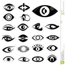 Eye Designs Eyes Designs Stock Vector Illustration Of Bright Sight