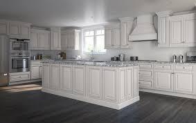 Pre Assembled Kitchen Cabinets Roosevelt White Pre Assembled Kitchen Cabinets The Rta Store