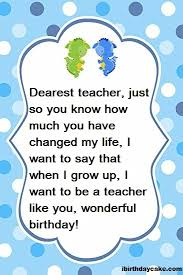 Teacher Message 100 Best Happy Birthday Wishes To Teacher 2019 Messages