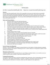 17 Start Off Sample Cover Letter For Accounts Payable Clerk Panorama