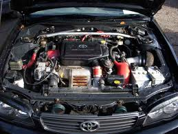 1999 Toyota Corolla (e11) – pictures, information and specs - Auto ...