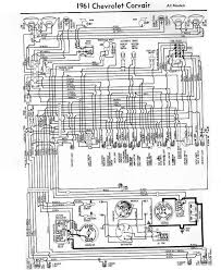 electrical wiring diagram of 1961 chevrolet corvair wire center \u2022 Chrysler Dodge Wiring Diagram at 1954 Dodge Wiring Diagram