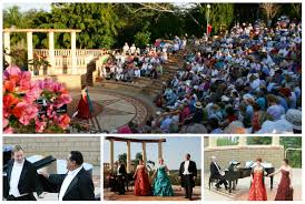 Opera in the Amphitheatre at Noosa Botanic Gardens, Sunshine Coast