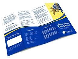 4 Sided Brochure Template 4 Sided Brochure Template Panel Strand Quizlet Margines Info