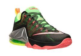 lebron james shoes 12 green. green grey red orangenike shoes on salepremier; lebron james is already wearing 12 g