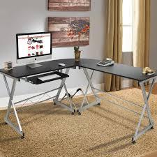 home office computer workstation. Home Office Computer Desk Best Choice Products Wood L-shape Corner Pc Laptop Workstation K