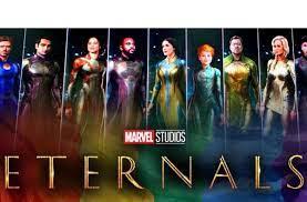 The eternals are described as an offshoot of the evolutionary process that created sentient life on earth. Neues Aus Dem Marvel Universum Erster Eternals Trailer Im Netz Kultur Stuttgarter Nachrichten
