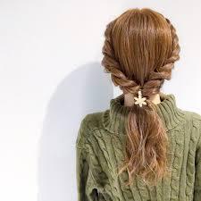 野心家美容師hiroamoute代表 公式ブログ シンプルで可愛いゴム1本と